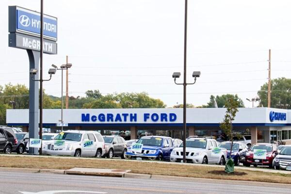 Cedar Falls Car Dealerships >> Ford Dealer In Cedar Falls Mcgrath Ford Cedar Rapids Iowa City