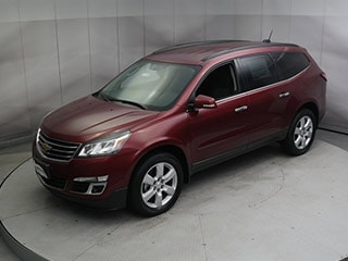 Chevy Traverse Offer