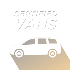 Certified Vans Available in Cedar Rapids, IA