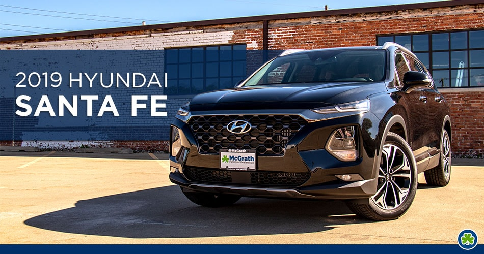 2019 Hyundai Santa Fe For Sale in Cedar Rapids