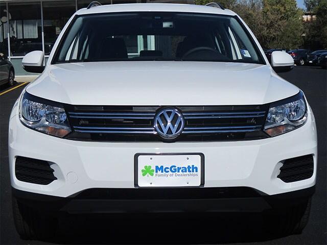 Volkswagen Tiguan Offer