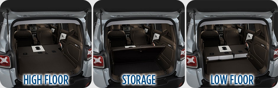 Jeep Renegade Cargo Space | www.imgkid.com - The Image Kid ...