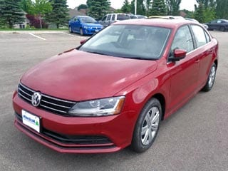 Volkswagen Jetta Offer