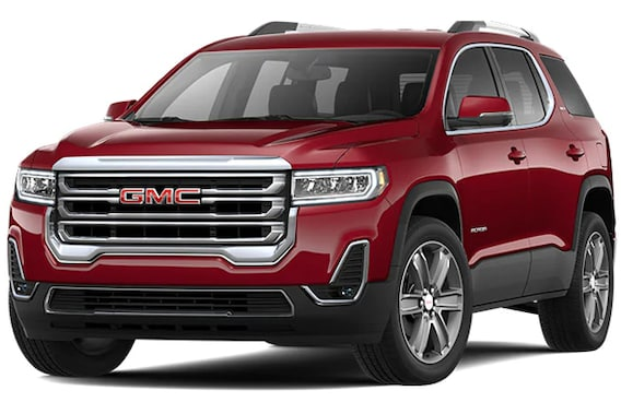 2020 Gmc Acadia Mcgrath Auto