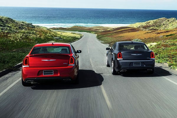 Chrysler 300 safety features