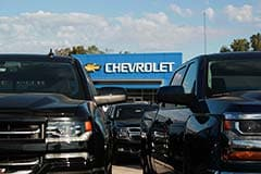 Chevy Dealer Cedar Rapids