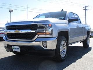 Chevy Silverado 1500 Offer