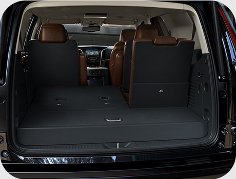 Cadillac Escalade Cargo Space