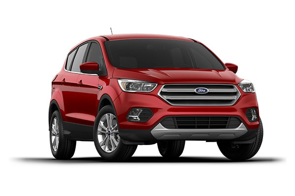 2017 ford escape se model front view