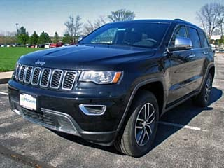 Jeep Grand Cherokee Offer