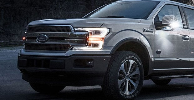 2018 Ford F-150 LED Headlamps