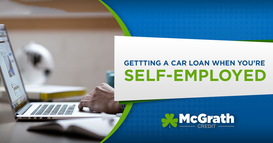 How to get a Car Loan when you're Self-Employed?