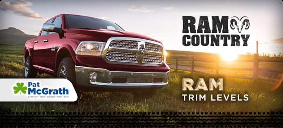 Pleasing Ram Country Ram Trim Packages In Cedar Rapids Iowa Home Interior And Landscaping Fragforummapetitesourisinfo