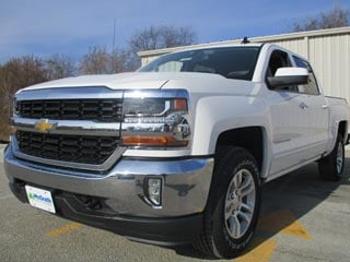 Chevy Silverado Offer