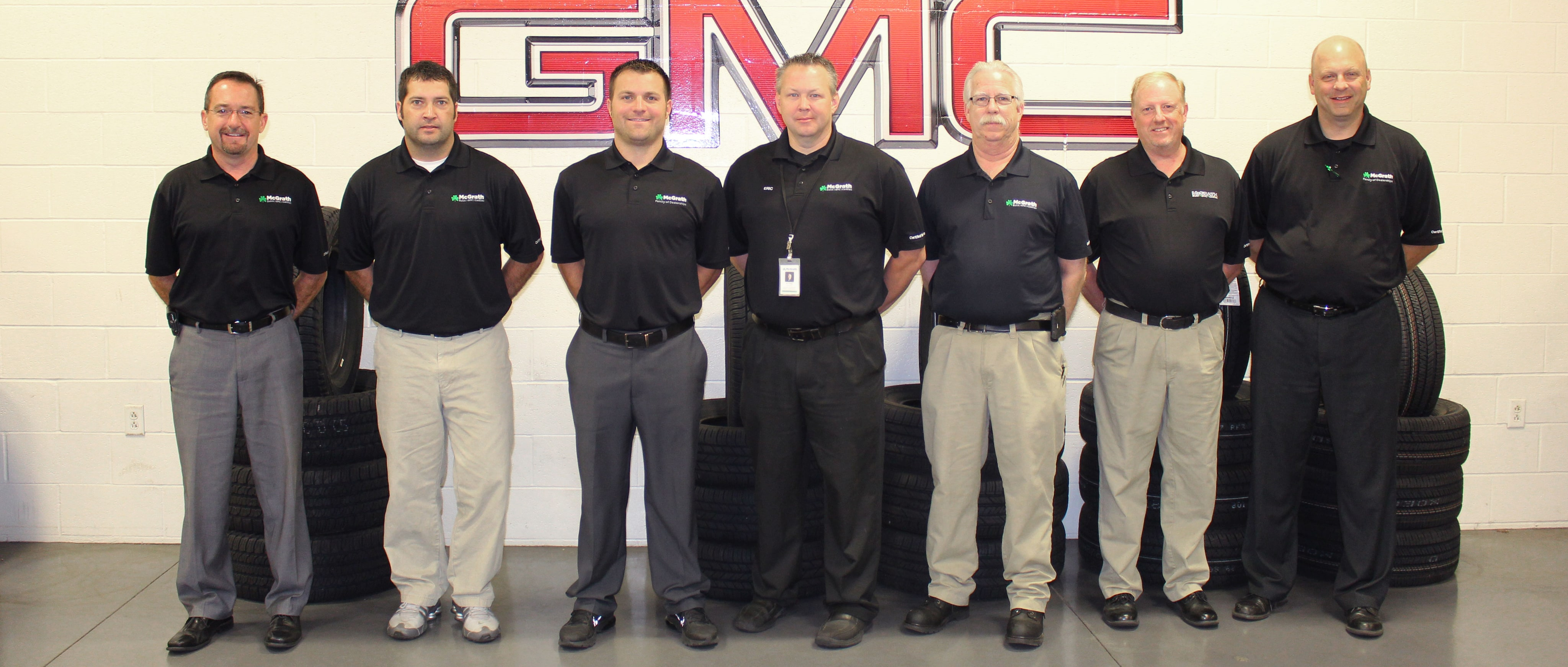 McGrath Employees