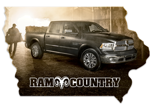 Ram Trucks in Iowa