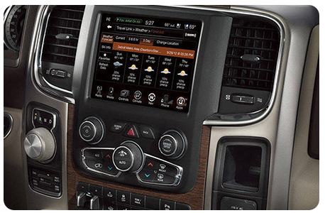 Ram 1500 Touch Screen
