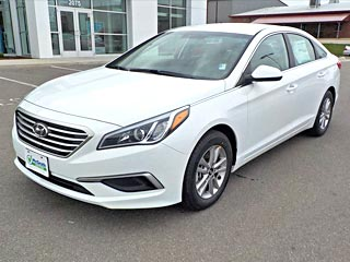 Hyundai Sonata Offer