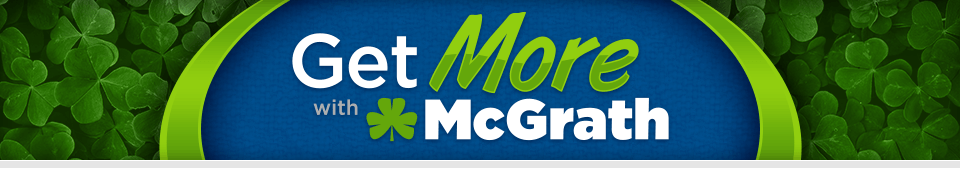 Get More with McGrath