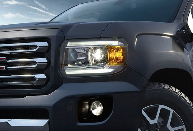 GMC Canyon Projector Beam Headlights