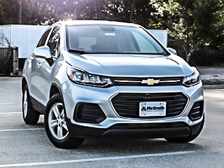 New Chevy Trax Offer