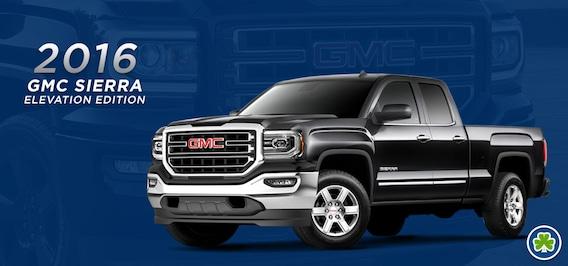 2016 Gmc Sierra Elevation Edition Cedar Rapids Iowa City Dubuque Mcgrath Auto