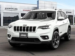 New Jeep Cherokee Offer