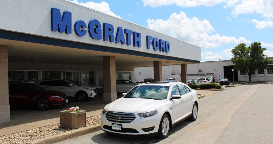 Ford Dealer In Cedar Rapids Mcgrath Ford Cedar Rapids Iowa City