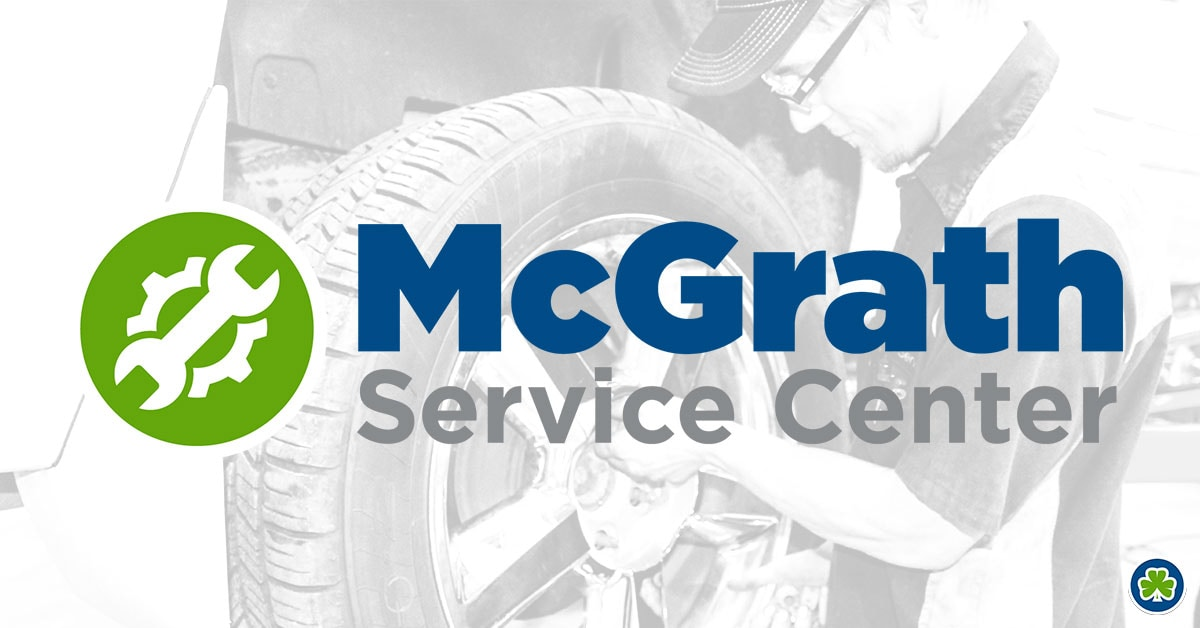 Get More with McGrath Service!