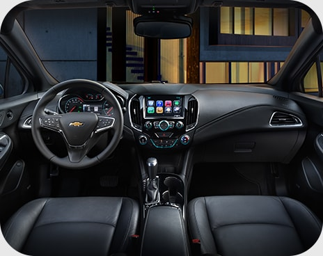 Review 2016 Chevy Cruze | MSRP and Safety | Chevy Dealer in Cedar