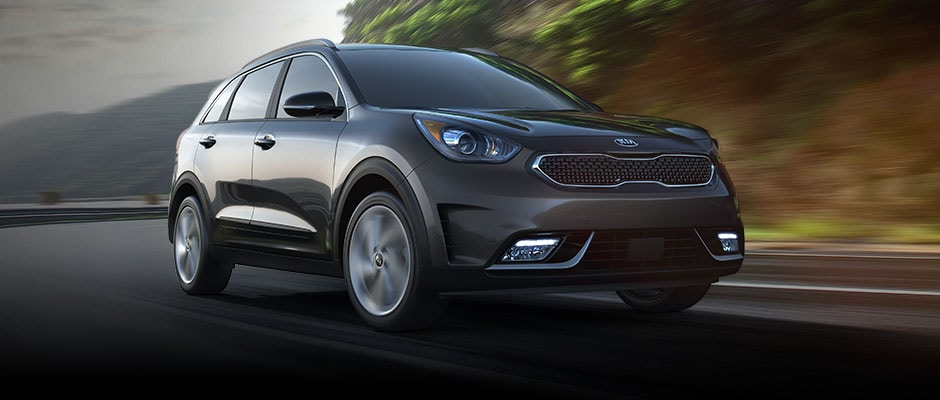 2017 Kia Niro Metal Stream