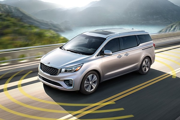2019 Kia Sedona Safety Detection