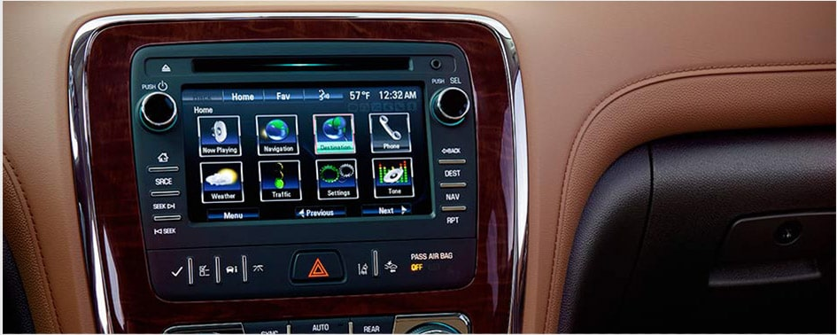 2016 Buick Enclave Technology