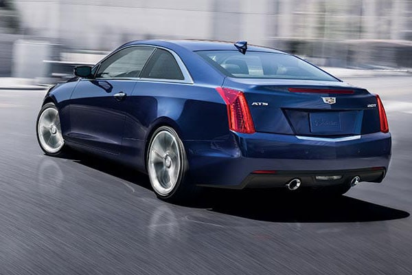 Cadillac ATS Safety features