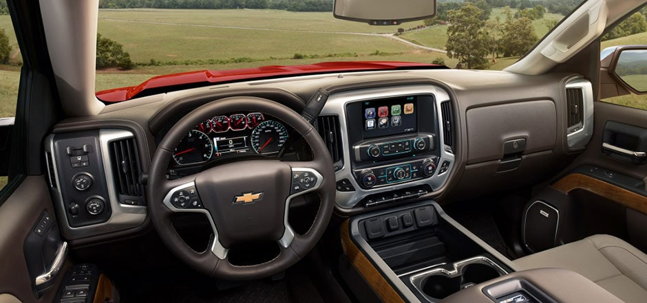Used Chevy Silverado Dash