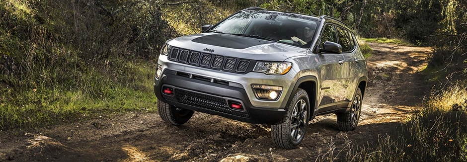 Gray 2018 Jeep Compass