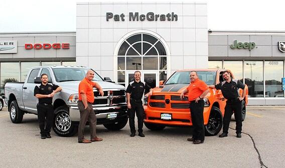 Mcgrath Cedar Rapids >> Ram 2500 Cedar Rapids Ia