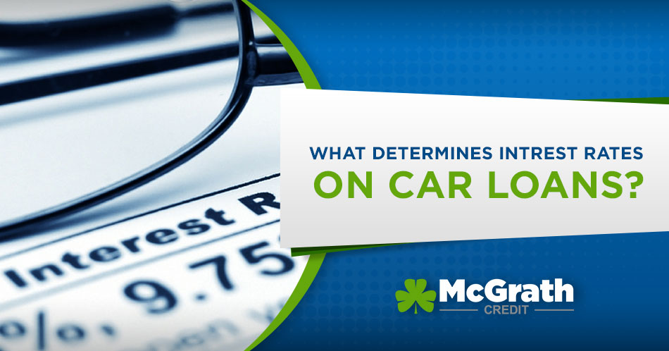 What Determines Interest Rates on Car Loans