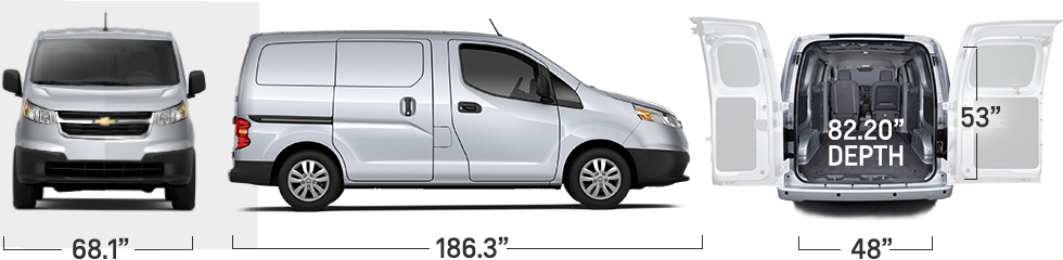 Pat Mcgrath Cedar Rapids >> 2016 Chevy City Express   Pat McGrath Chevyland - Cedar Rapids, IA