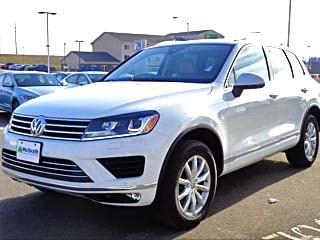 Volkswagen Touareg Offer