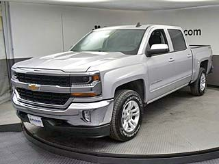 Chevy Silverado 1500 Offer