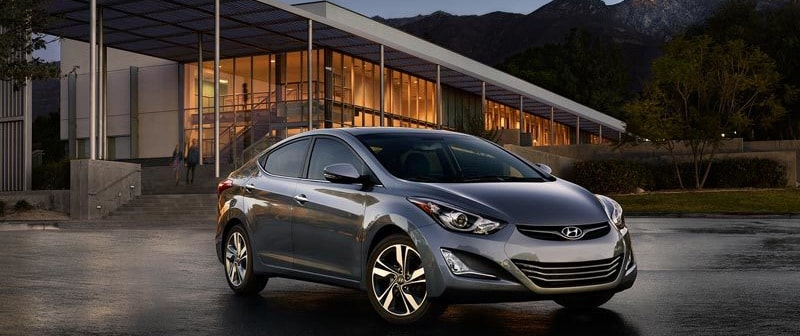 2016 Elantra front right quarter panel