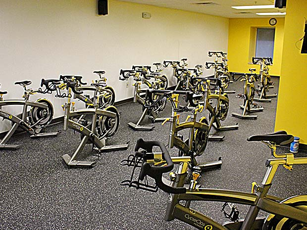 McGrath Fitness Stationary Bikes