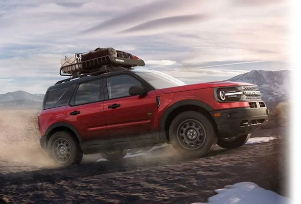 2021 Ford Bronco Sport Off Road