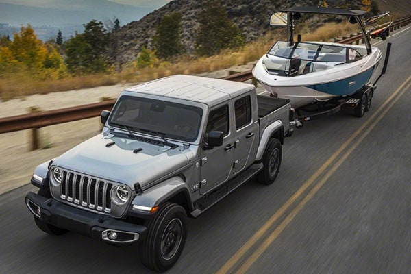 2020 Jeep Gladiator Performance
