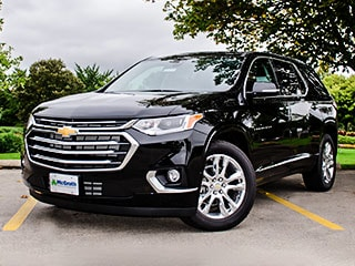New Chevy Traverse Offer