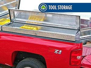 Truck Tool Storage Cedar Rapids