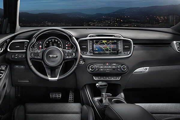 Kia Sorento Technology features