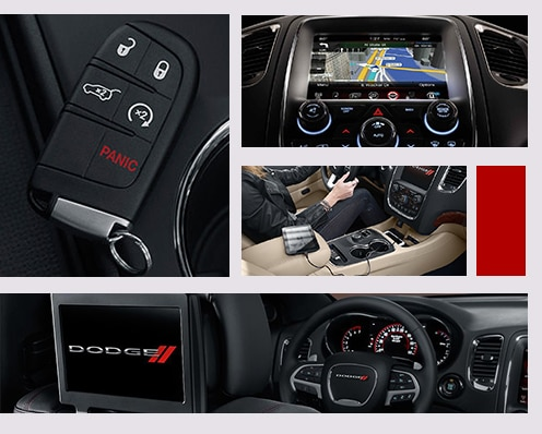 2016 Dodge Durango New Car Cedar Rapids