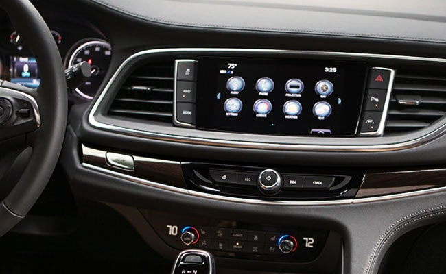 2019 Buick Enclave Infotainment Center